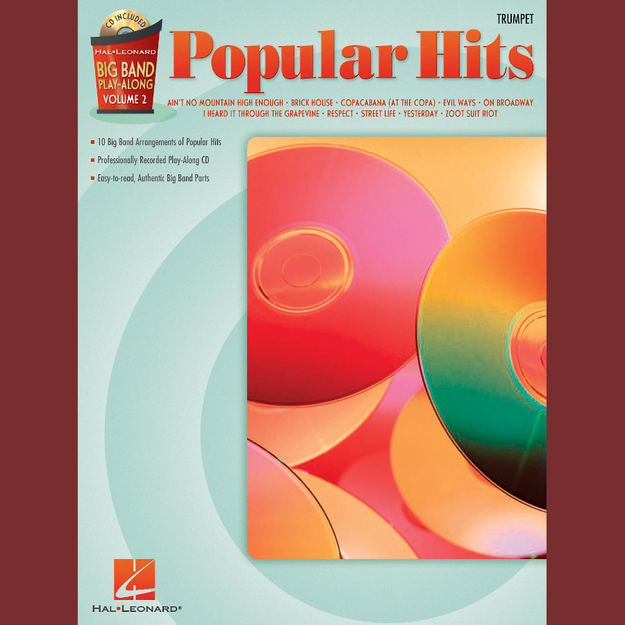 Big Band P-A Volume 2: Popular Hits (Trumpet)