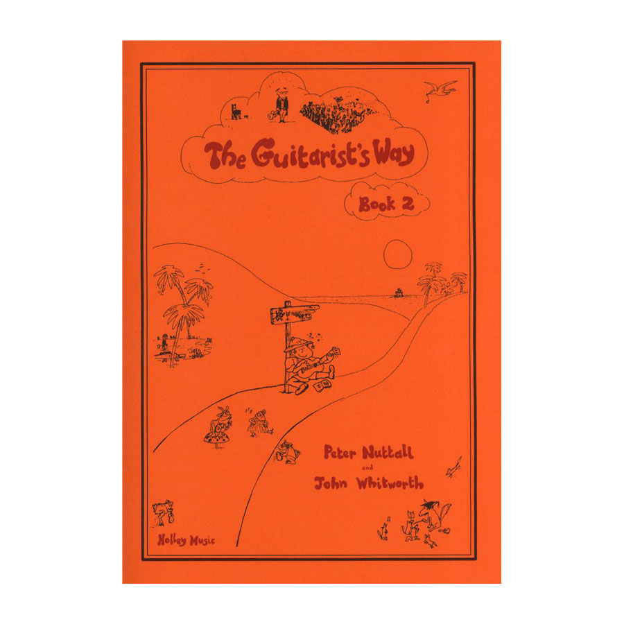 The Guitarist's Way Book 2