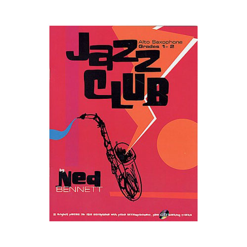 Jazz Club Tenor Sax Grades 1-2