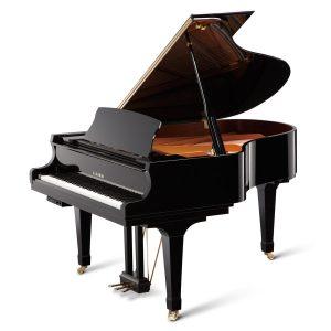 Kawai GX-2 ATX II Polished Ebony Silent Grand Piano