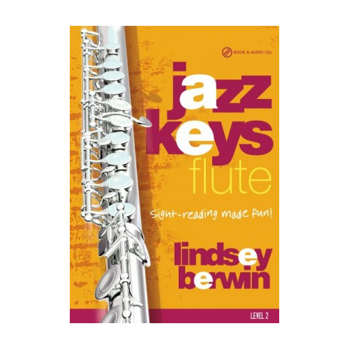 Jazz Keys - Flute. Level 2