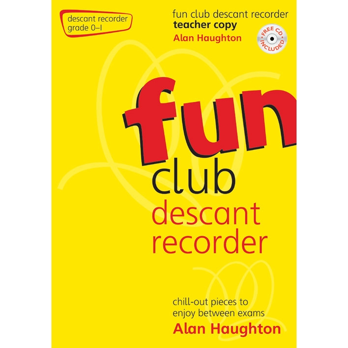 Fun Club Desc Recorder Grade 0-1 (Teacher Copy)