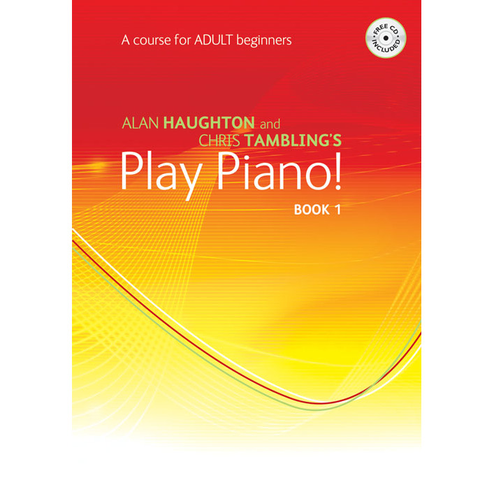 Play Piano! Adult Book 1