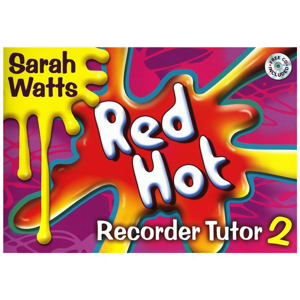 Red Hot Recorder Tutor 2