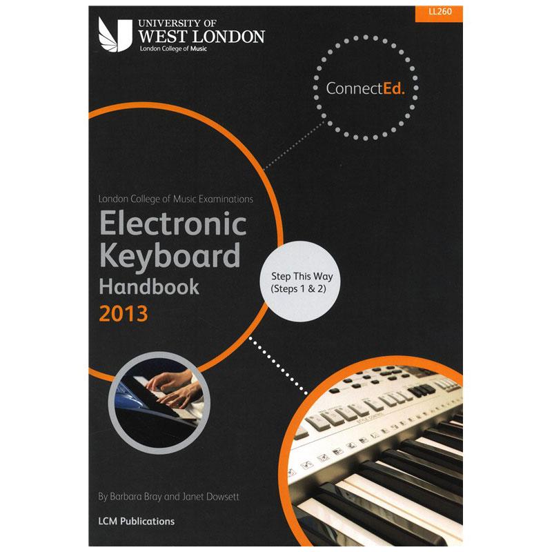 LCM Keyboard Handbook 2013 Step This Way
