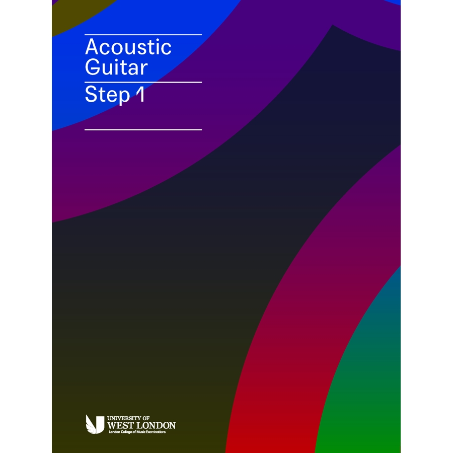 LCM Acoustic Guitar Playing Step 1 (2019)