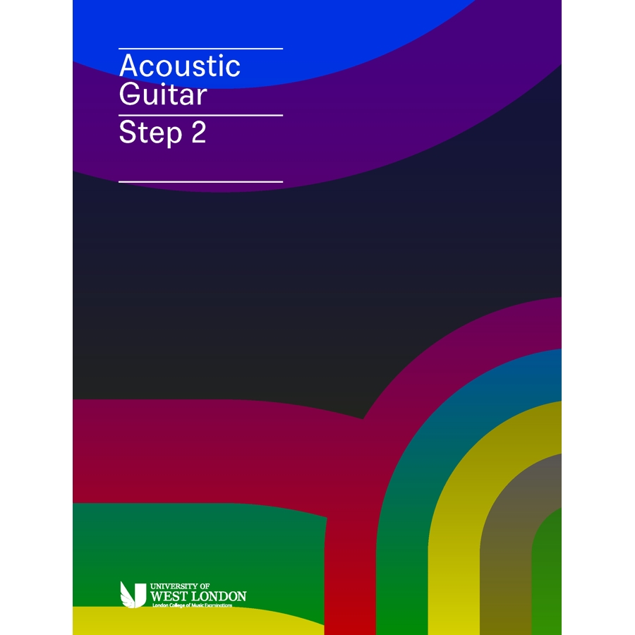 LCM Acoustic Guitar Playing Step 2 (2019)