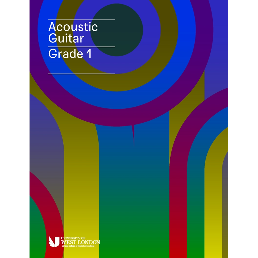 LCM Acoustic Guitar Playing Grade 1 (2019)