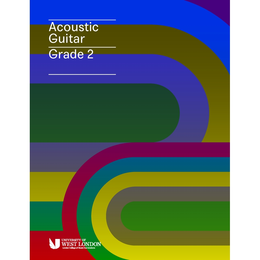 LCM Acoustic Guitar Playing Grade 2 (2019)