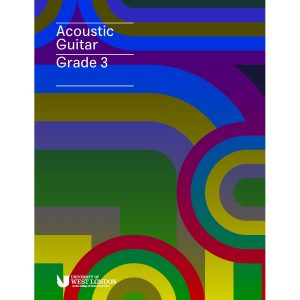 LCM Acoustic Guitar Playing Grade 3 (2019)