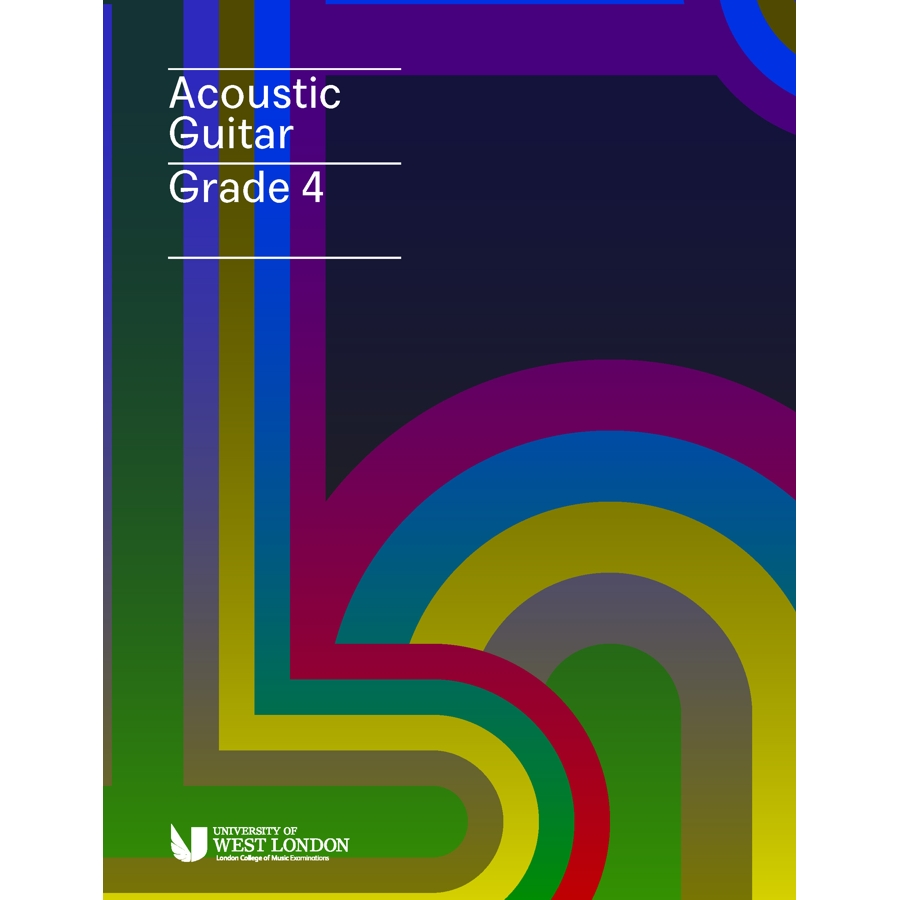 LCM Acoustic Guitar Playing Grade 4 (2019)
