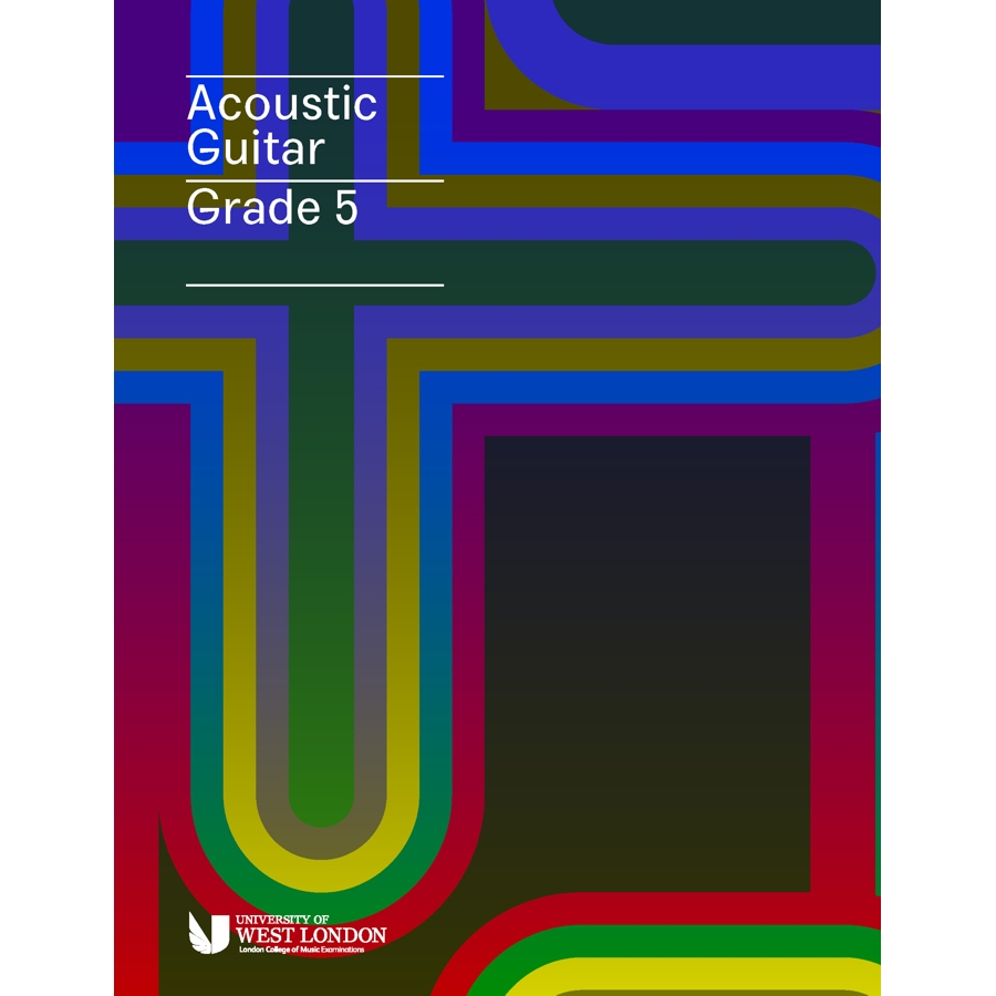 LCM Acoustic Guitar Playing Grade 5 (2019)