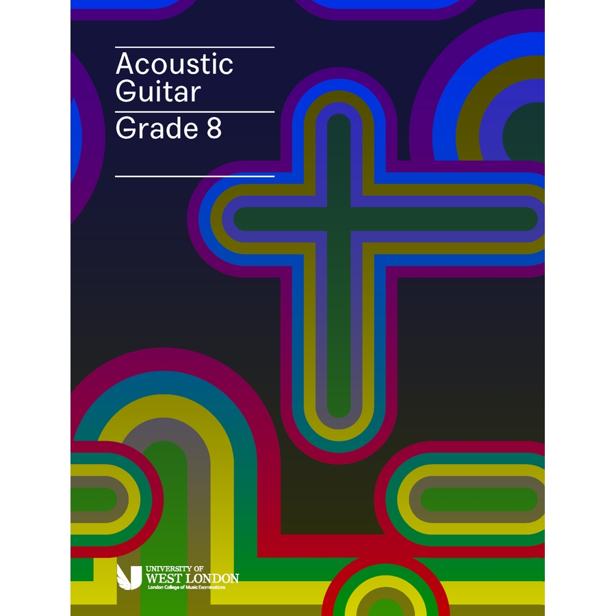 LCM Acoustic Guitar Playing Grade 8 (2019)