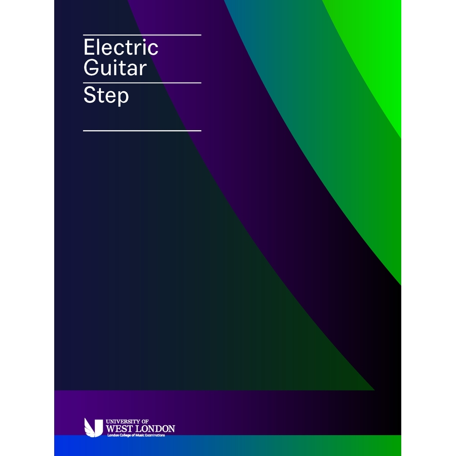 LCM Electric Guitar Playing Step (2019)