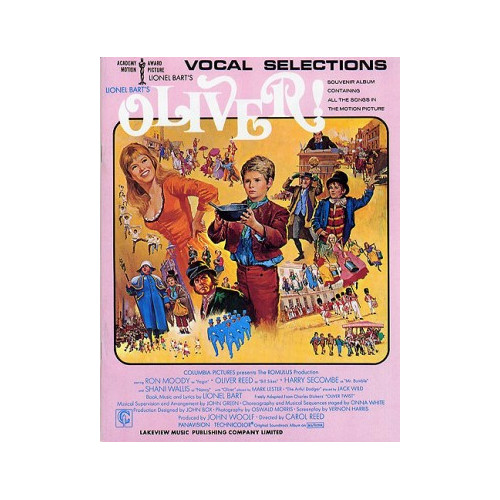 Oliver! Film Vocal Selections
