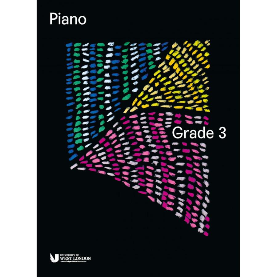 LCM Piano 2018-2020 Grade 3