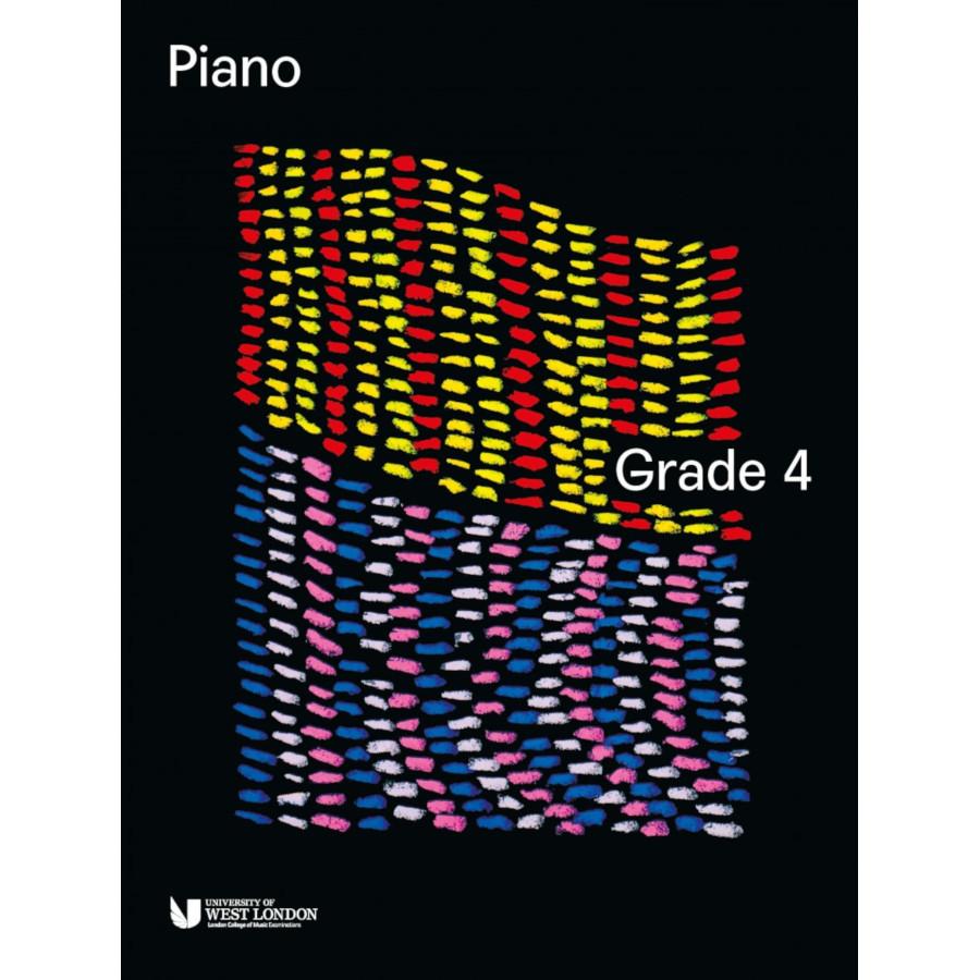 LCM Piano 2018-2020 Grade 4