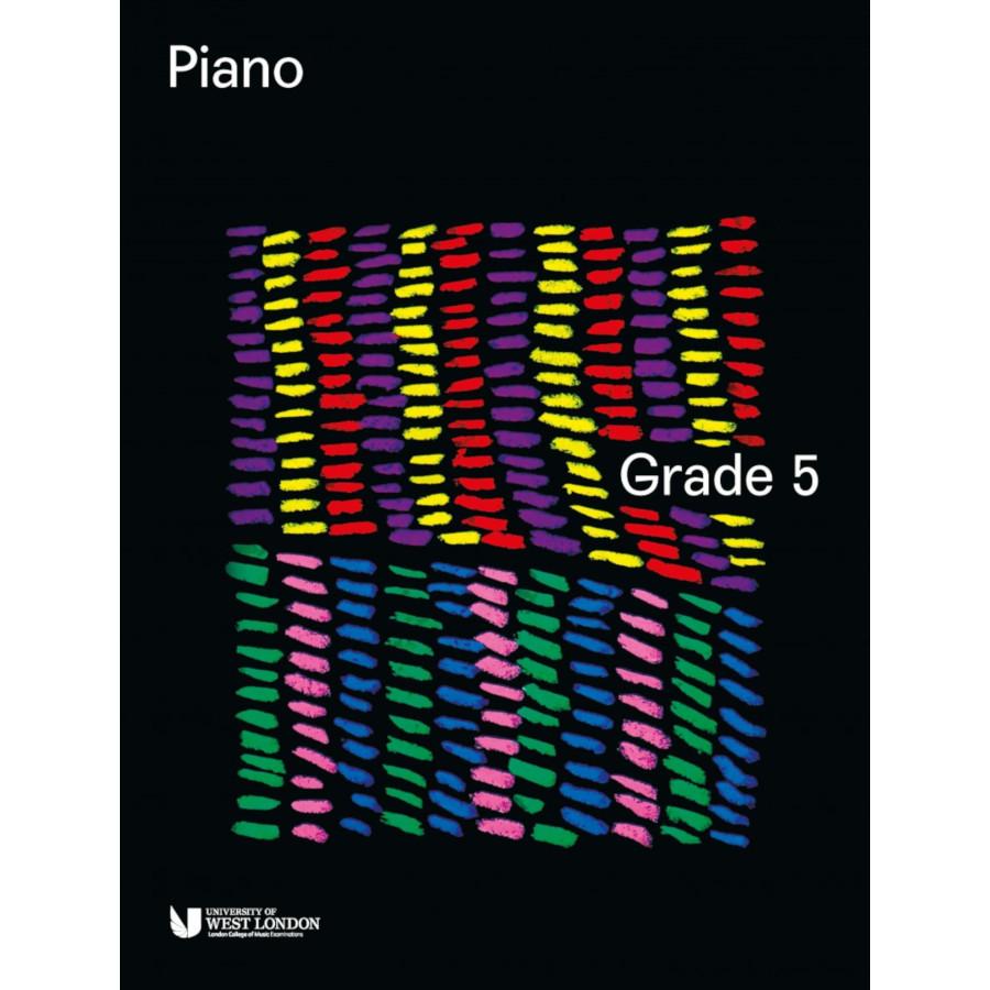 LCM Piano 2018-2020 Grade 5