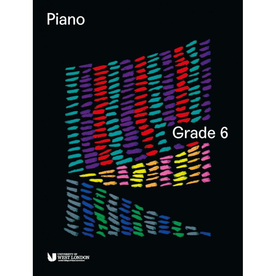 LCM Piano 2018-2020 Grade 6