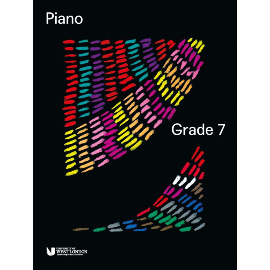 LCM Piano 2018-2020 Grade 7