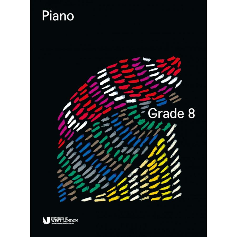 LCM Piano 2018-2020 Grade 8