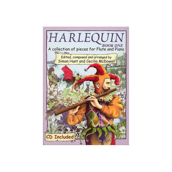 Harlequin Book One (Flute)