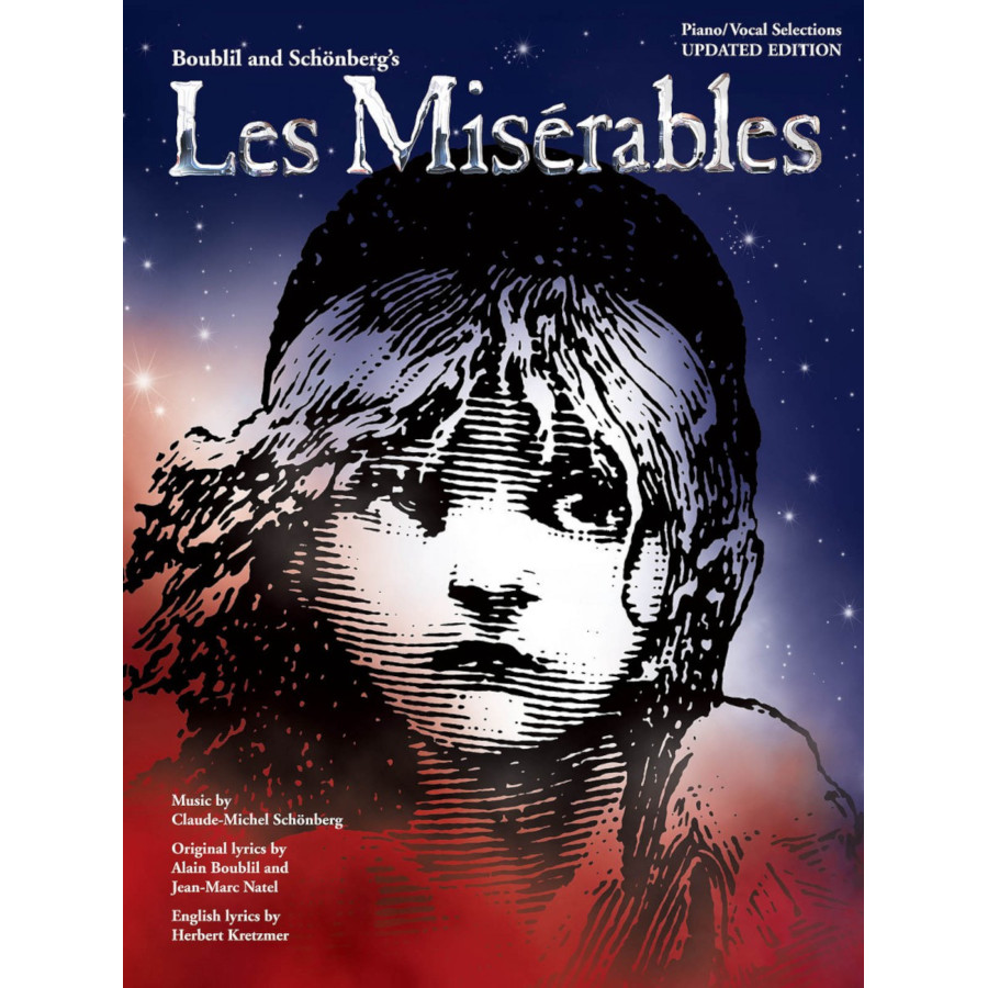Boublil/Schonberg: Les Miserables (Piano/Vocal)