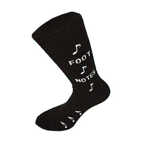 Foot Notes Size 6-11 Socks