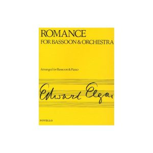 Edward Elgar: Romance For Bassoon And Orchest