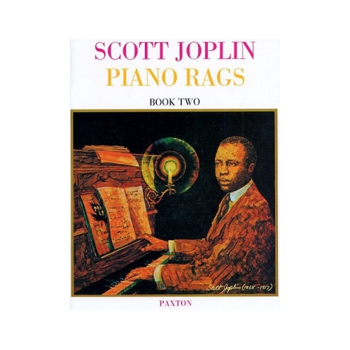 Scott Joplin: Piano Rags Book 2