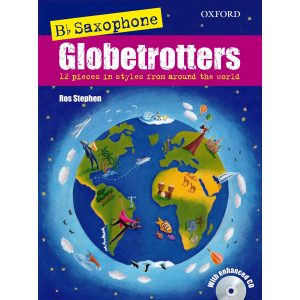 Bb Saxophone Globetrotters