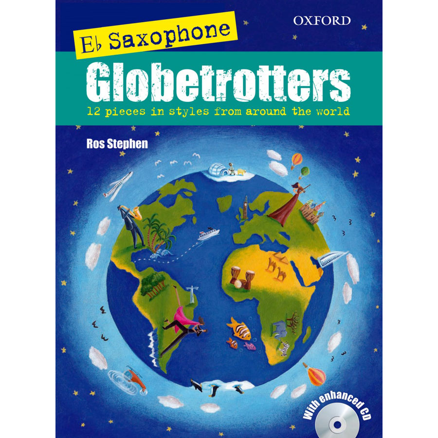 Eb Saxaophone Globetrotters