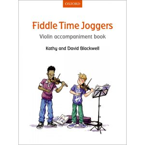 Fiddle Time Joggers (Violin Accomp Book)