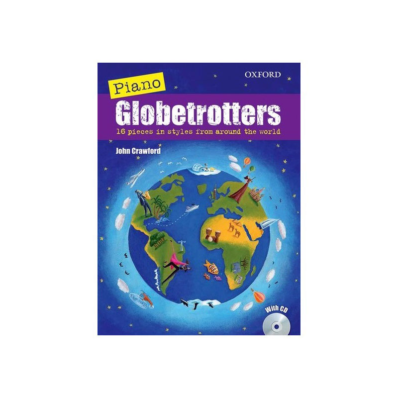Piano Globetrotters w. CD
