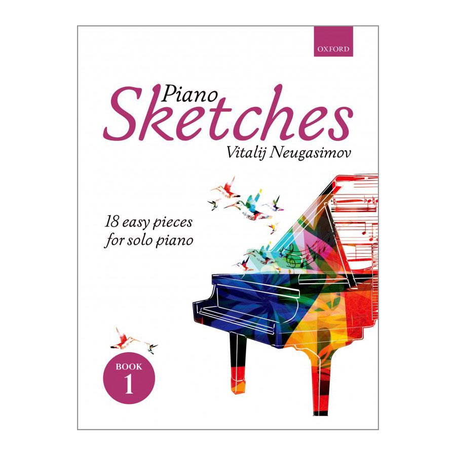 Neugasimov: Piano Sketches Book 1