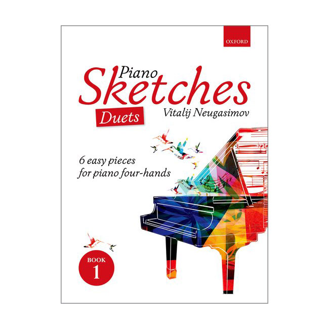 Piano Sketches Duets Book 1