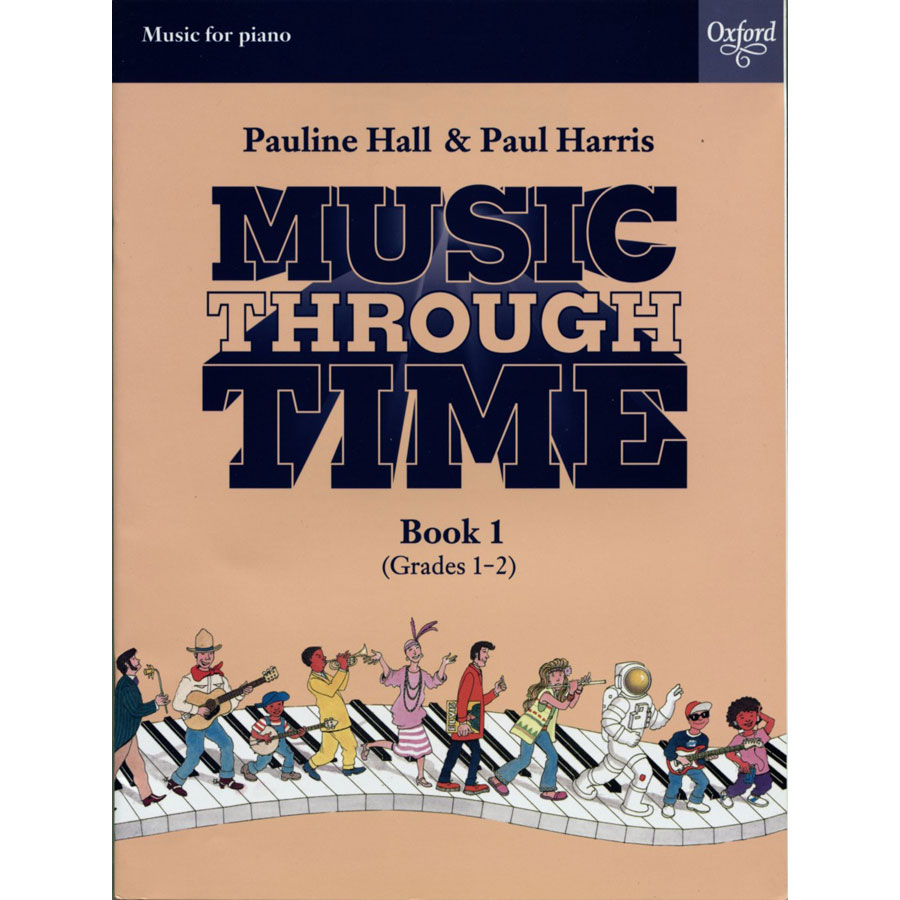 Music Through Time Book 1 (Piano)
