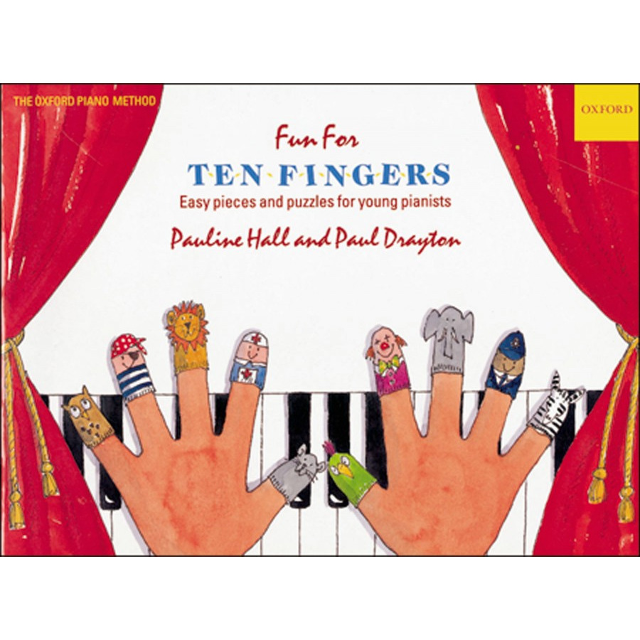 Fun for Ten Fingers