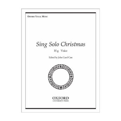 Sing Solo Christmas: High Voice