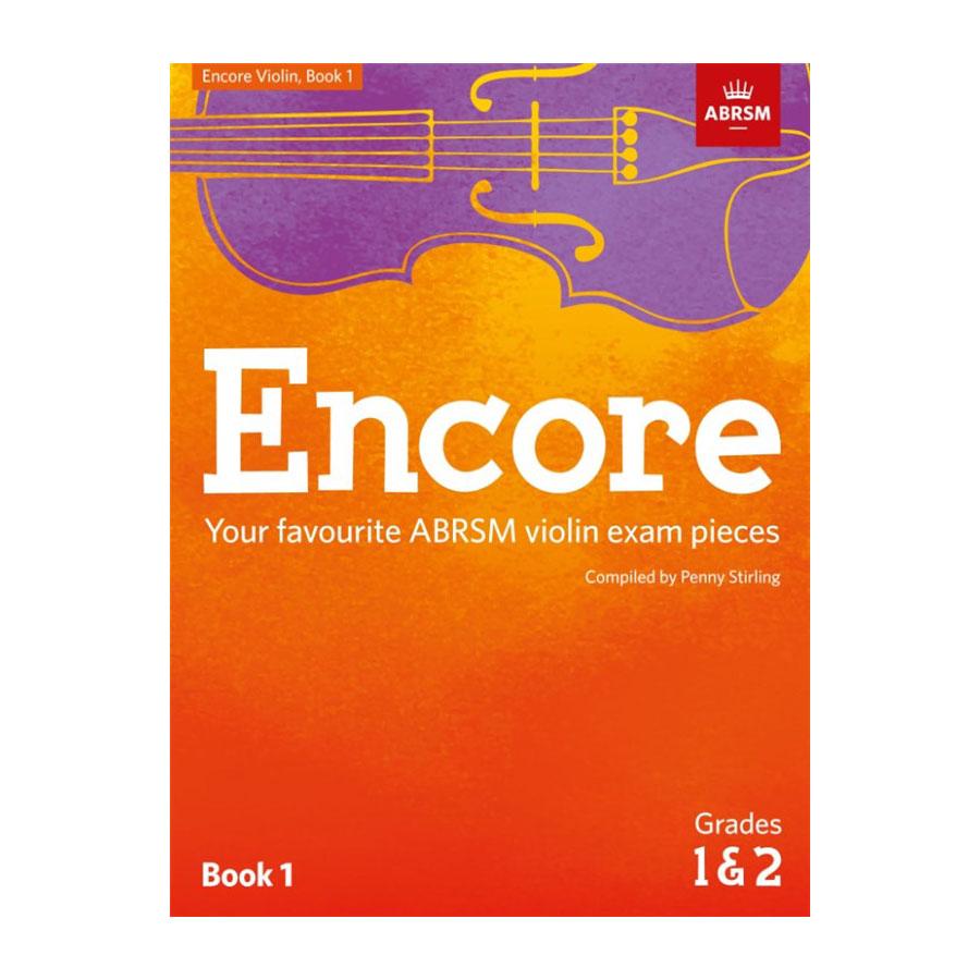 Encore Violin Book 1