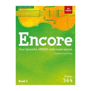 Encore Violin Book 2