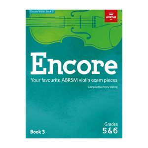 Encore Violin Book 3