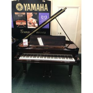 "Secondhand Steinway Model O 5'10"" Grand c1903 in polyester rosewood finish"