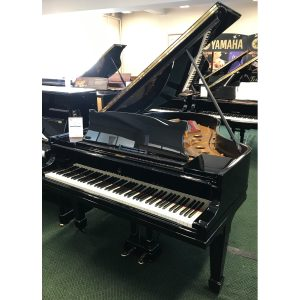 Secondhand Steinway Model O Grand c1922 in Polyester Black finish