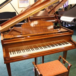 "Secondhand Monington & Weston 4'3"" c1934 grand in Polished Mahogany finish"