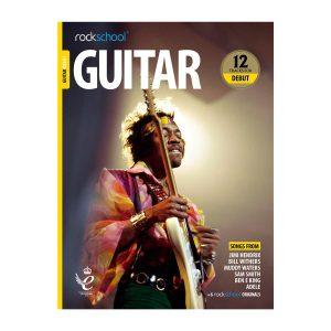 Rockschool Guitar - Debut 2018-2024