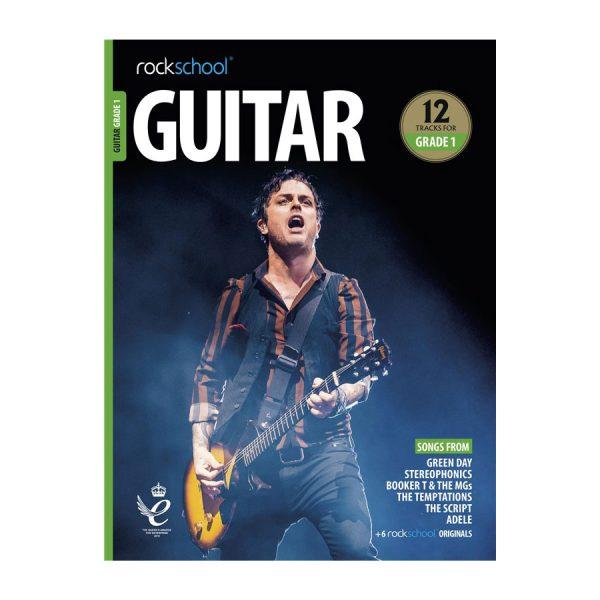 Rockschool Guitar - Grade 1 2018-2024