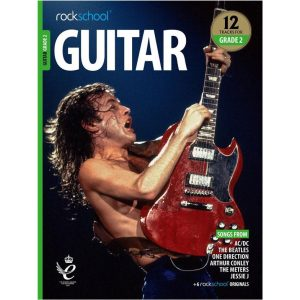 Rockschool Guitar - Grade 2 2018-2024
