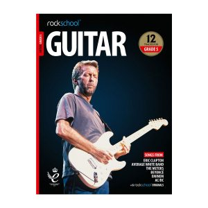 Rockschool Guitar - Grade 5 2018-2024