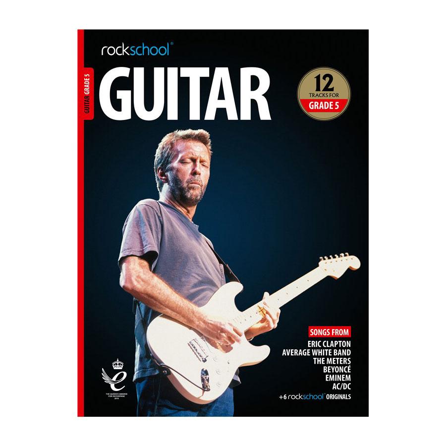 Rockschool Guitar - Grade 5 2018-2024